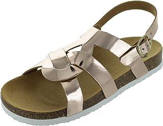 Scholl Sandals with Strap Sandy Kid