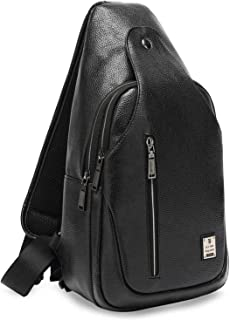 Sling Bag Chest Shoulder Backpack Crossbody Bags for Men Women Travel Outdoors