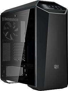 Cooler Master MasterCase MC500M - Cajas de ordenador de sobremesa 'E-ATX, ATX, mATX, mini-ITX, USB 3.1 Type C, Panel lateral de vidrio templado' MCM-M500M-KG5N-S00