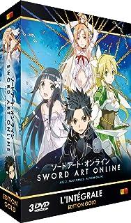 Sword Art Online - Saison 1, Arc 2 (ALO) [Francia] [DVD]