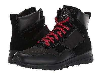 Cole Haan Grandpro Hiker WR (Black Water Resistant) Men