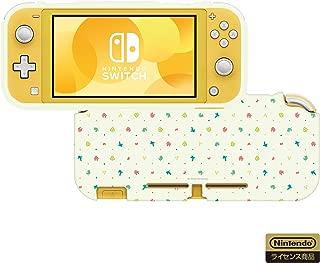 【任天堂ライセンス商品】あつまれどうぶつの森 TPUセミハードカバー for Nintendo Switch Lite【Nintendo Switch Lite対応】