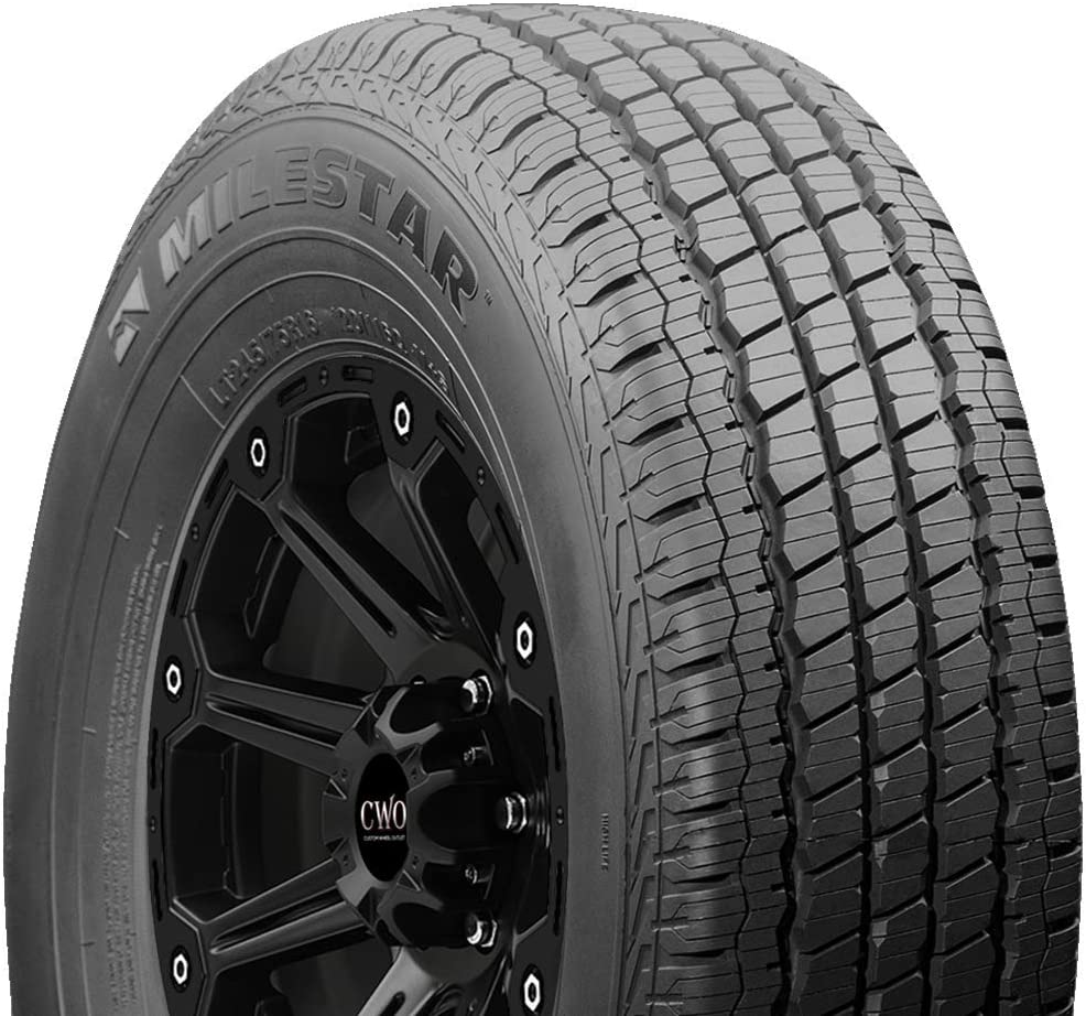 Milestar Patagonia H T All-Season BSW - 2021 spring and summer new P225 Popular popular 65R17 Tire