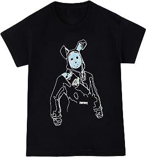 Fortnite Camiseta de Manga Corta para Niños
