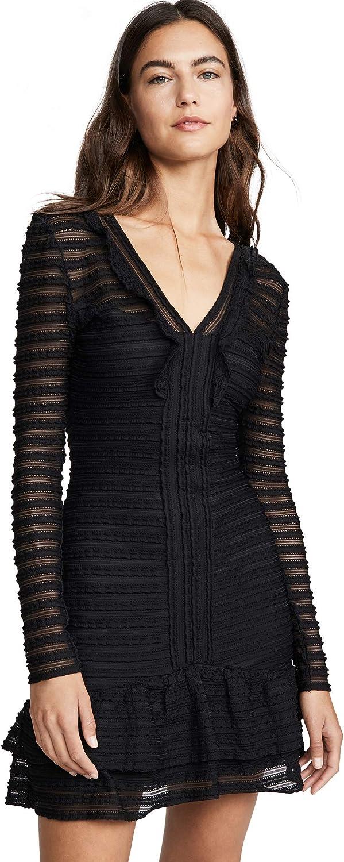 Parker Women's Cozumel Long Sleeve Fitted Lace Dress