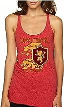 Allntrends Women's Tank Top House Lannister Hear Me Roar