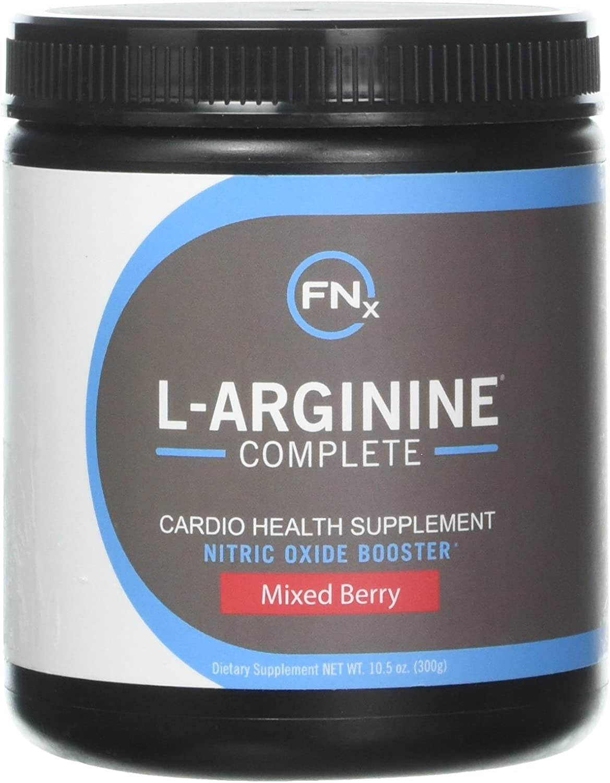 Fenix Nutrition L-Arginine Complete Quantity Genuine Free Shipping limited Mixed L 5000mg Argi Berry -