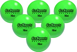 "GoSports 2.8"" Weighted Training Baseballs - Hitting & Pitching Training for All Skill Levels -..."