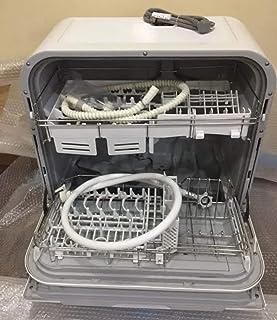パナソニック 食器洗い乾燥機ガンコな油汚れをすっきり洗浄「パワフルコース」 (ホワイト) (NPTM9W) ホワイト NP-TM9-W