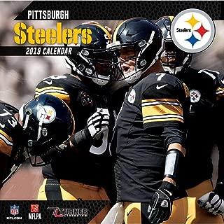Pittsburgh Steelers 2019 Calendar