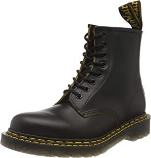 Dr. Martens 1460 Smooth Slice Black Yellow