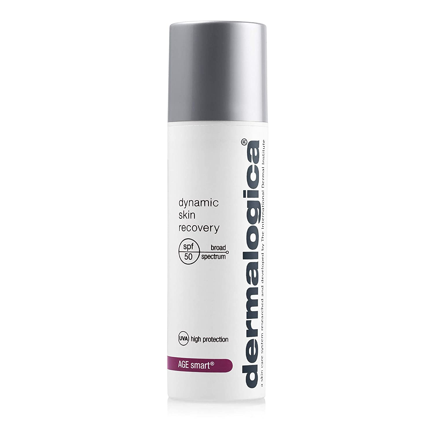 Dermalogica Dynamic Skin Recovery SPF50 - Anti-Aging Face Sunscreen Moisturizer, Medium-Weight Non-Greasy Broad Spectrum to Protect Against UVA and UVB Rays