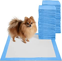 Puppy Pads Dog Pee Pad for Potty Training Dogs & Cats 22 x 22