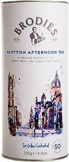 Brodies Tea, Scottish Afternoon Tea, 50 Count Tea Bags 4.4 Ounce