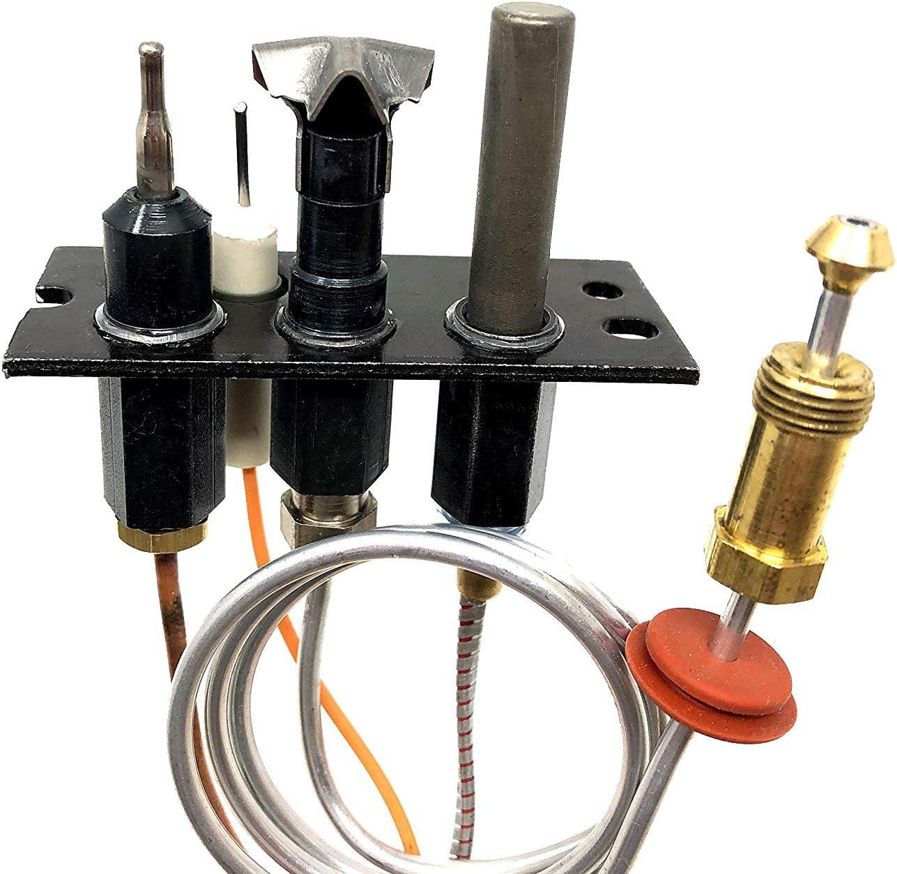 Heatilator Heat-N-Glo Natural Gas 4021-736 Assembly Pilot New Popular standard popularity