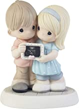 Precious Moments 203014 Love at First Sight Bisque Porcelain Figurine