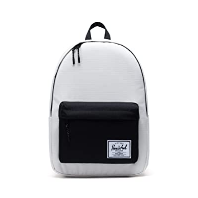 Herschel Supply Co. Classic X-Large (Blanc De Blanc Ripstop/Black) Backpack Bags