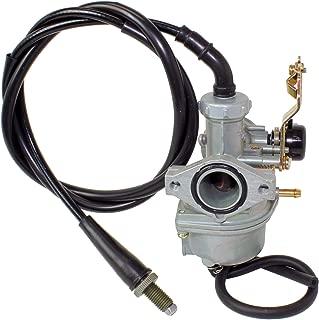 CALTRIC CARBURETOR FITS HONDA TRX125 TRX 125 FOURTRAX 125 2X4 1987-1988 w/Throttle Cable