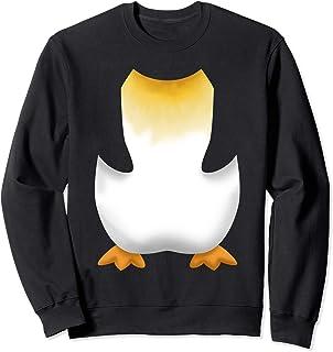Costume de Pingouin pour Enfants ou Adultes Sweatshirt