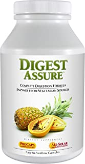 Sponsored Ad - Andrew Lessman Digest Assure 60 Capsules – Comprehensive Blend of Powerful Natural Enzymes to Support and E...