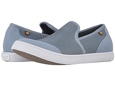 Bogs Kicker Loafer (Stone Blue) Women