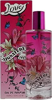 Love Signature Inked For Women, Eau De Parfum 3.3 Fl. Oz./100 ml - Inspired By Ed Hardy Perfume