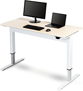 Pneumatic Adjustable Height Standing Desk (48