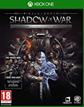 Middle-earth Shadow of War Silver Edition (Xbox One) UK IMPORT REGION FREE