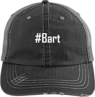 #Bart - A Nice Adjustable Embroidered Hashtag Dad Hat Cap