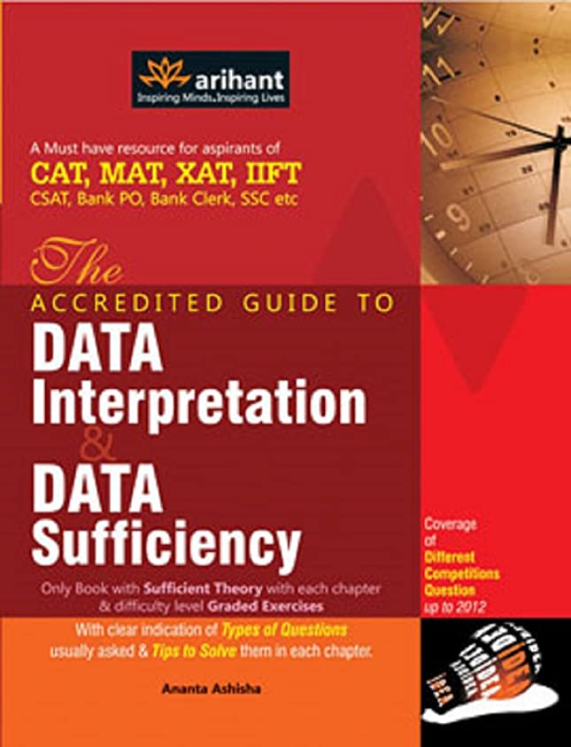 大倒錯接ぎ木Data Interpretation and Data Sufficiency By Ananta Ashisha: Data Interpretation (English Edition)