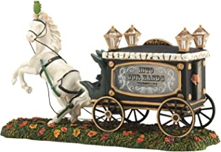 Department 56 Snow Village Halloween Haunted Hearse Accessory Figurine, 2.95 inch