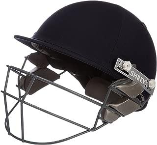 Shrey Cricket Helmet with Mild Steel Visor (Junior, BOYS)