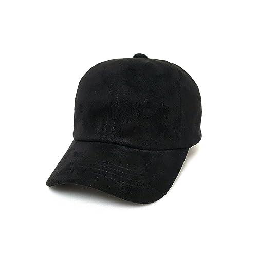 940a5a5918c864 Muan Vintage Plain Suede Baseball Bill Corduroy Ballcap Baseball Hat  Company Cap40