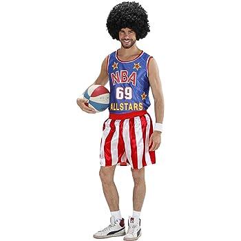 WIDMANN 75823 - Traje Jugador de Baloncesto de tamaño L: Amazon.es ...
