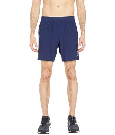 Brooks Sherpa 7 Shorts (Navy) Men