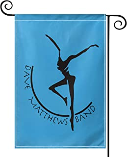 PRUNUS Dave Matthews Band Garden Flag, Vertical Double Sided Premium Material Holiday Weather Resistant Decorative Lawn Fl...