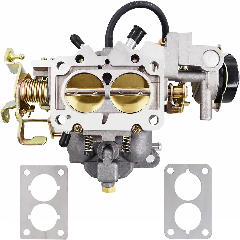 San Francisco Mall labwork 2-Barrel Carburetor Carb Fit for Jeep BBD OFFicial site 4 Engine CYL 6