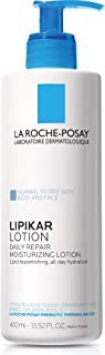 La Roche-Posay Lipikar Body Lotion Daily Repair Moisturizing Lotion, 13.52 Fl. Oz.