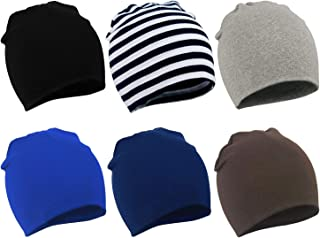 Unisex Lovely Cotton Beanie Hats for Cute Baby Boy/Girl Soft Toddler Infant Cap