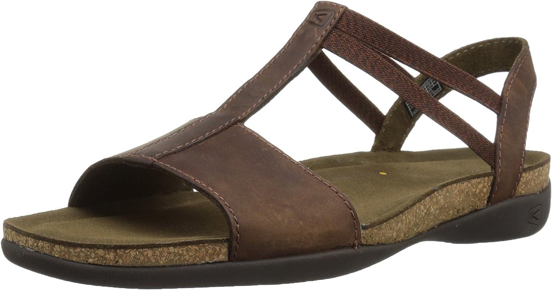Keen Womens Ana Cortez T Strap-w Flat Sandal