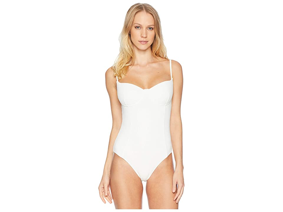 onia Isabella One-Piece (White) Women