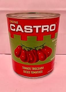 Tomate Troceado Diced Tomatoes 800 g