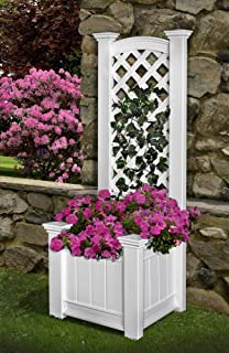 Best trellis with planter attached Reviews