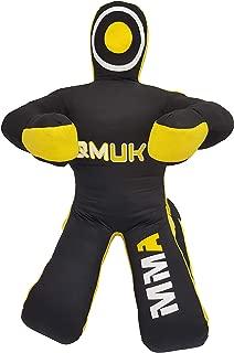 QMUK MMA Grappling Brazilian Jiu Jitsu Wrestling Mixed Martial Arts Judo Training Kick Boxing Dummy