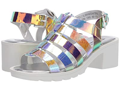 Steve Madden Kids Puzzle (Little Kid/Big Kid) (Iridescent) Girl