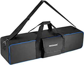 Neewer Large Photo Studio Lighting Equipment Carrying Bag 41.3x9.84x9.84inches with Shoulder Strap and Handle for Light Stand, Tripod, Umbrella, Monolight, LED Light and Other Accessories (Blue)