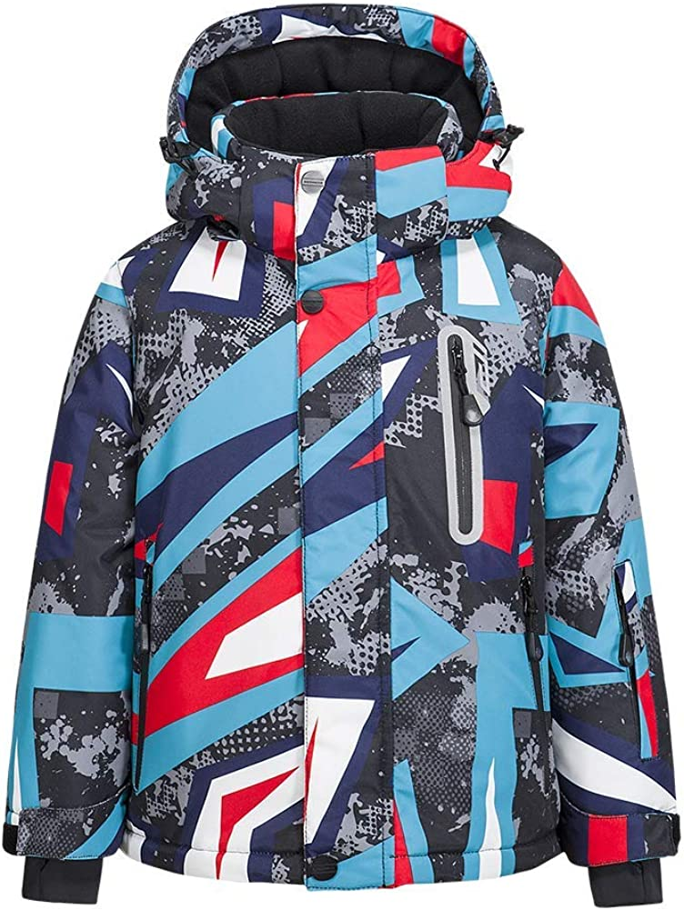 Size US 4-16 Boys Ski Jacket Snow Jacket Pants Suits Windproof Waterproof Winter Coats