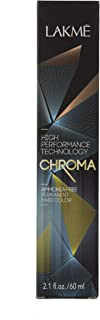 Lakme Chroma Amonia Free Permanent Hair Color 0/10 Green