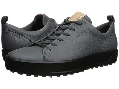 ECCO Golf Soft Low Hydromax(r) (Dark Shadow) Men