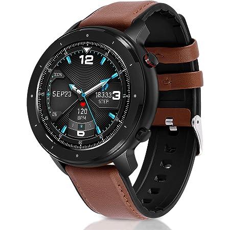Fullmosa Smartwatch Herren Damen Fitnessuhr Für Elektronik